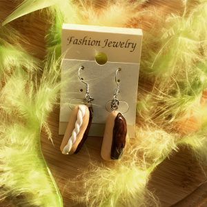 Eclaire Dangle Earrings