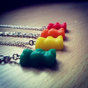 Gummy Bears Necklace
