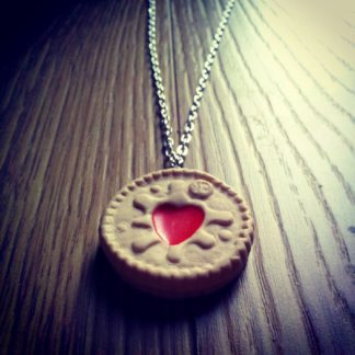 Jammy Dodgers Necklace