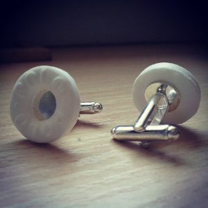 Polo Mint Cufflinks