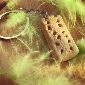 Shortbread Necklace