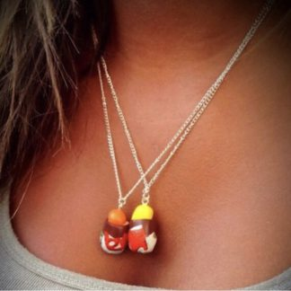 Kinder Egg Necklace